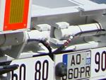 réglage hydraulique des rampes